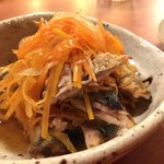 酒場  シナトラ - 秋刀魚の南蛮漬け