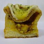 グラーノグラーノ - 信州産ハーブ鶏のキーマカレー