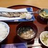 とまり木 - 料理写真:焼魚定食(サンマ)
