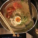 豪園 - 冷麺