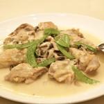 エスカーレ - 鶏肉