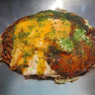 やまさ家 - 料理写真:そば・野菜・肉・玉子