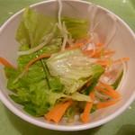 TARUTARU - セットのサラダ