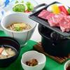 Cafe Dining Hana - 料理写真:阿波牛ステーキランチ