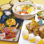 魚問屋 魚一商店 - 産直味わいコース