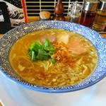 貝だしらぁ麺 ひばな - 料理写真:貝だしらぁ麺「塩」
