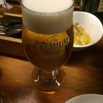 ワインの酒場。ディプント - ビール