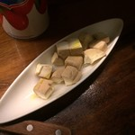 ワインの酒場。ディプント - チーズ