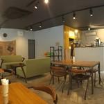 cafe OGU1 - 店内