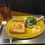 cafe OGU1 - モーニング