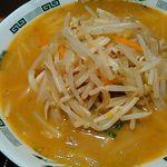 日高屋 - 味噌ラーメン