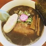 中華そば 札幌煮干センター - 料理写真:煮干そば