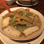 ラーメン麺長 - 芳醇醤油ラーメン