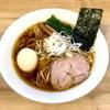 麺処 有彩 - 料理写真:鶏だし味玉醤油らぁめん(750円)