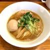 虎愼 - 料理写真:味玉煮干しそば(800円)