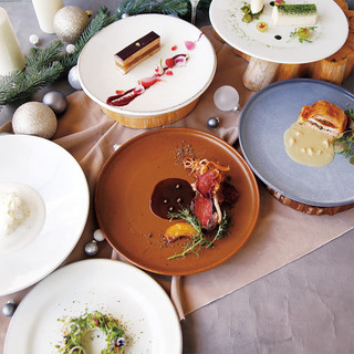 【季節限定】クリスマスディナー!