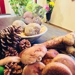 里山料理 じろう亭 - 篠山美味しいもん 山の芋・原木しいたけ・里芋