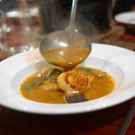 ビストロ・シンバ - 料理写真:soupe de poisson