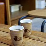 ザクリームオブザクロップコーヒー - ケニア ガクンドゥAA¥450 コスタリカ カンデリージャハニー¥610