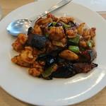 栄児 家庭料理 - 麻婆茄子