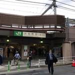 芝大門 更科布屋 - JR浜松町駅から西に400mのところにある老舗蕎麦屋さんです