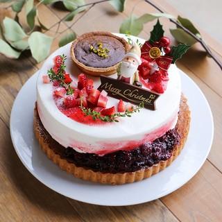 テイクアウトOK!クリスマスケーキ予約受付開始♪