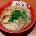 まこと屋 - 料理写真:背脂醤油ラーメン