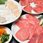 焼肉 和味 - 料理写真:5,000円コース