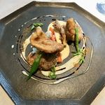 クラシカ表参道 - お魚のメイン
