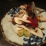 舞桜 - 松茸踊り焼き