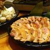 ささの離 - 料理写真:みつせ鶏とふもと赤鶏の贅沢W地鶏鍋