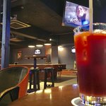 DINING BAR BBC - トマトジュース 600円