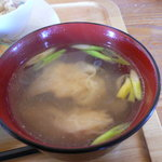 エヤム - ワンタンスープです