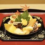 赤坂 菊乃井 - 料理写真:■八寸