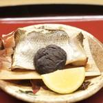 赤坂 菊乃井 - ■かます杉板焼き