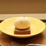 赤坂 菊乃井 - ■キャラメルアイス