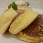 幸せのパンケーキ - 幸せのパンケーキ1100円