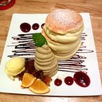 76426001 - 紅茶クリームパンケーキ