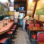 香雅 - 中華料理 香雅 @ときわ台 昭和のかほり漂う店内
