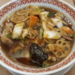76426861 - 201711五目とろみ麺(広東麺) 980円+税