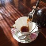 煎豆茶館 杣 - 美味しい珈琲の出来上がり