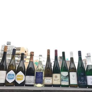 自然派ワインを中心に、お肉とワインのマリアージュを楽しむ