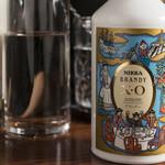 japanesewhisky&spirits Bar 蕾 - アップルブランデー