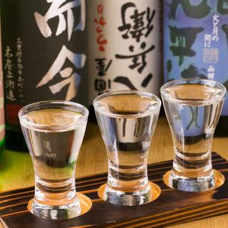 東海自慢の日本酒を当店で!