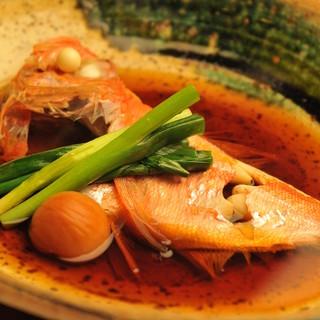20時以降は魚料理が半額に!毎日嬉しいタイムサービス♪