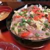 お食事処かなめ - 料理写真:あじたたき丼
