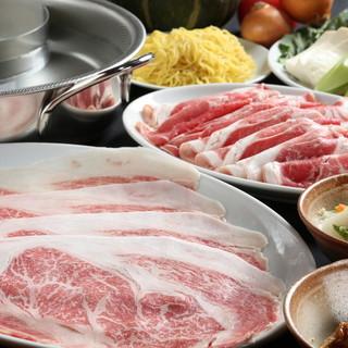 本店よりも多いお肉の種類!
