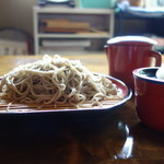 磐梯そば道場 - 料理写真:もり(\700税込み)