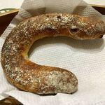 パンやきどころ RIKI - マスカルポーネと大納言 ¥230+税
