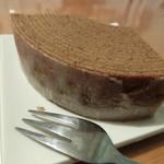 モリ ノ バウム - 料理写真:濃厚チョコ・バームクーヘン
